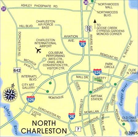 North Charleston SC Real Estate